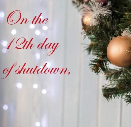 12 Days of Shutdown